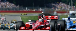 IndyCar Dixon Takes First 2011 IndyCar Win At Mid-Ohio