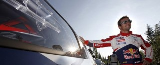 WRC Loeb extends Citroën contract for two more years