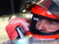 Ecclestone - 'sad' to see 'superman' Schumacher struggle