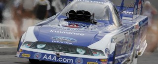 NHRA Hight ready for a win at Brainerd