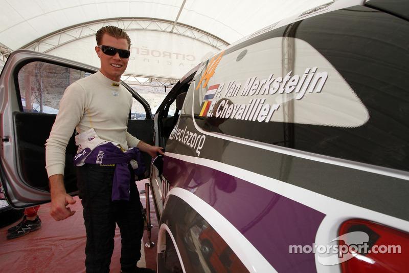 Rally Deutschland next for Van Merksteijn Motorsport