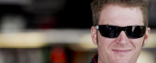 NASCAR Cup Dale Earnhardt Jr. visits the media at Michigan