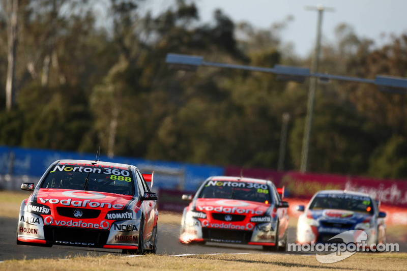 TeamVodafone Ipswich 300 Saturday report