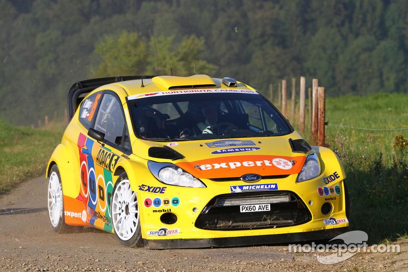 M-Sport Stobart Rallye Deutschland leg 2 summary