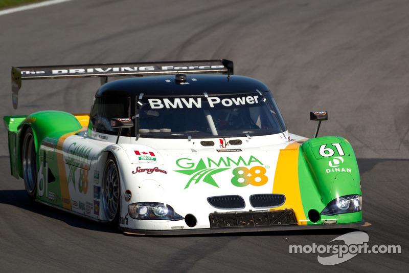 AIM Autosport Montreal race report