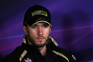 Formula 1 Heidfeld at Spa and still under contract