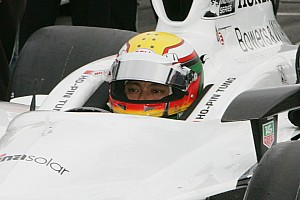 IndyCar Ho-Pin Tung looks to made series debut in Sonoma