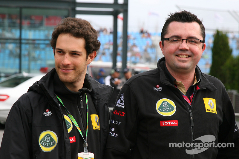 Boullier unhappy with Formula One´s income distribution