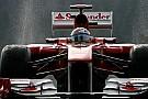 Ferrari Belgian GP - Spa qualifying report