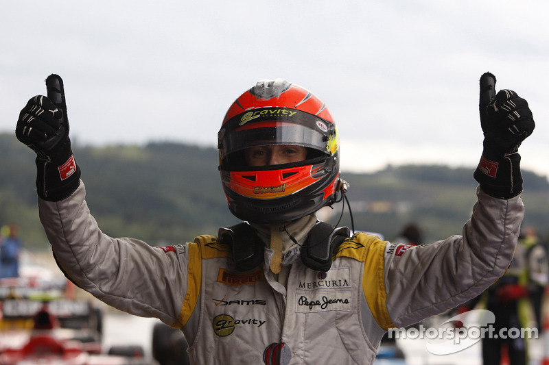 DAMS Spa race 1 report