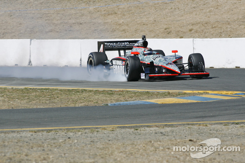 Panther Racing Sonoma race report