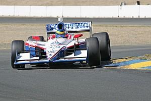 IndyCar Dale Coyne Racing Sonoma race report