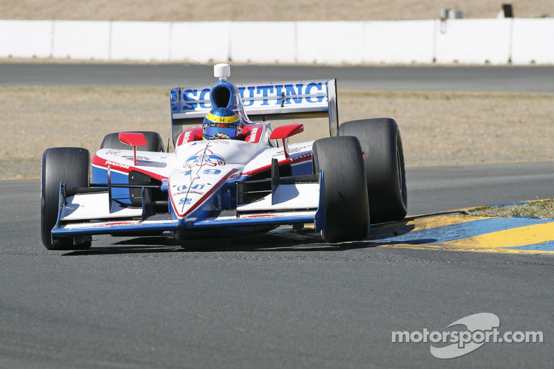Dale Coyne Racing Sonoma race report
