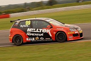 BTCC AmD Milltek set for Knockhill