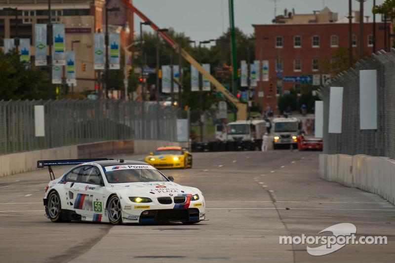 BMW Team RLL Baltimore race report