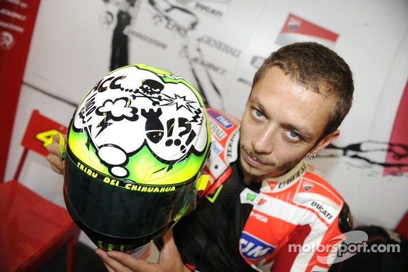 Ducati San Marino GP race report