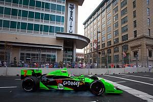 IndyCar Andretti Autosport Baltimore race report