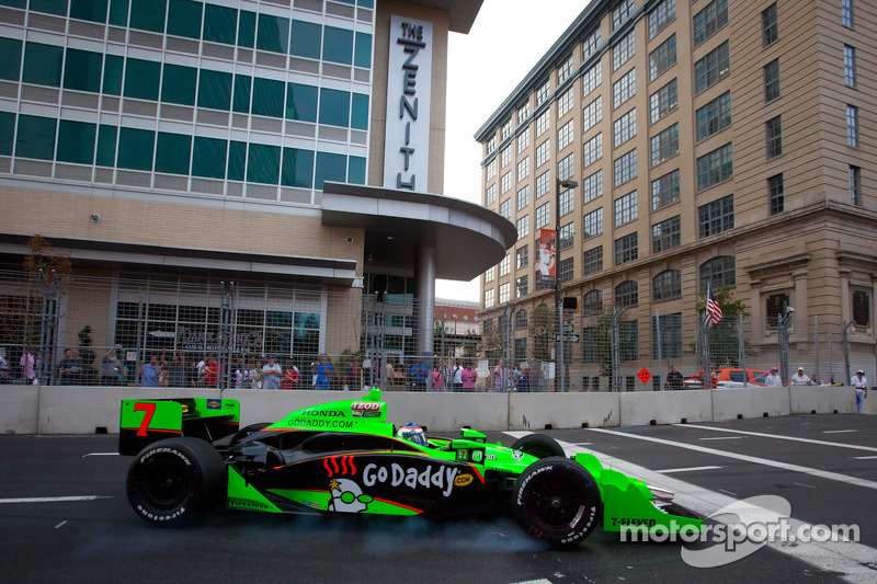 Andretti Autosport Baltimore race report