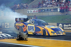 NHRA Capps Indianapolis Sunday report