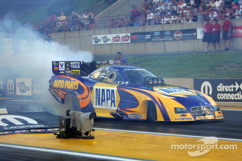 Capps Indianapolis Sunday report
