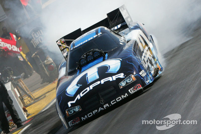 Team Mopar Indianapolis final report