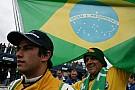 Brazilian Nasr eyes Formula One with Raikkonen's manager