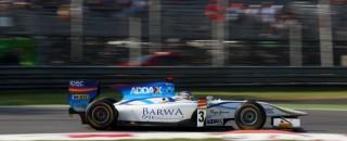 FIA F2 GP2 Monza qualifying press conference