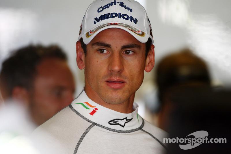 Force India Italian GP - Monza qualifying report