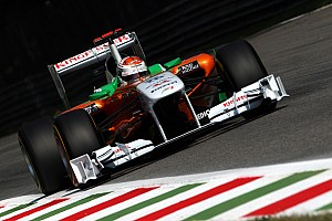 Formula 1 Force India Italian GP - Monza race report