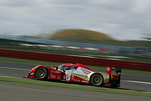 European Le Mans Rebellion Racing Silverstone race report
