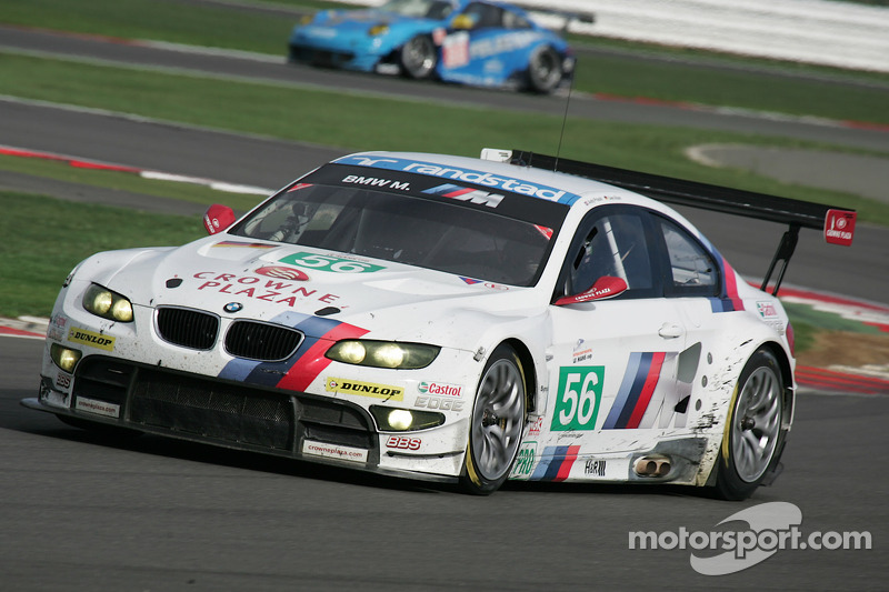 BMW Silverstond race report