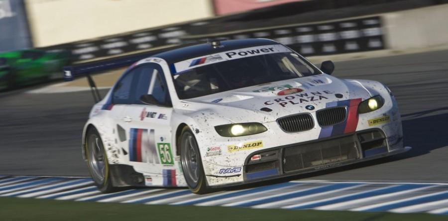 BMW Team RLL win GT driver & team championships