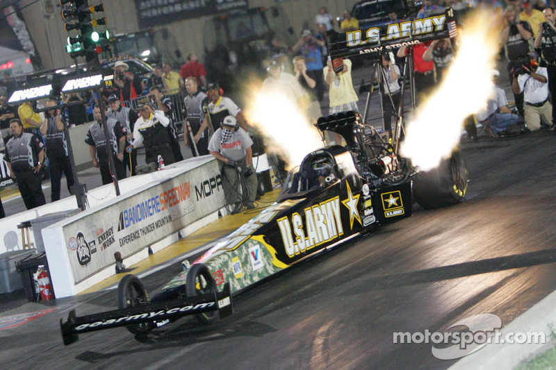 Tony Schumacher Charlotte II final report