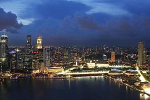 Formula 1 Heat, humidity and rain forecast for Singapore