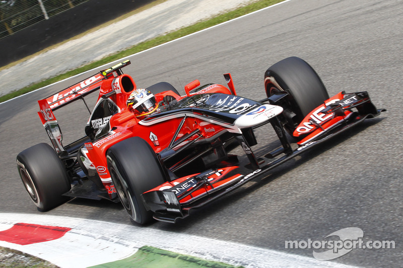 Marussia Virgin encouraged ahead of Singapore GP