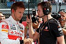 Button says Ferrari rumours 'hilarious'