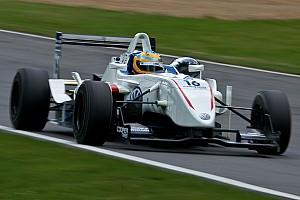 BF3 Menasheh Idafar Donington Prak race 1 report