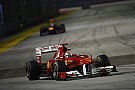 Ferrari feature - No light in the night for Scuderia Ferrari