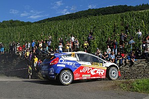 WRC Support classes will run for Rallye de France