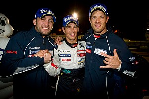 ALMS Peugeot wins Petit Le Mans battle of the titans at Road Atlanta