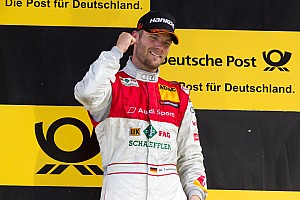 DTM Ekstrom wins but Tomczyk takes the 2011 DTM title in Valencia