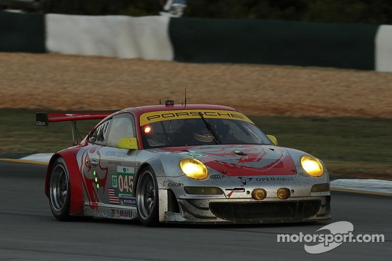 Porsche Motorsport Road Atlanta race report