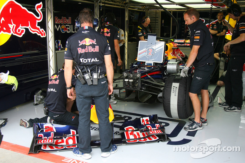 Red Bull avoided repeat of 2010 'wing-gate' at Suzuka