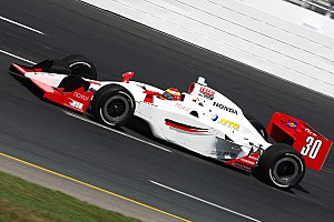 IndyCar Rahal Letterman Lanigan prepared for Las Vegas finale