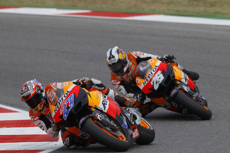 Repsol Honda tri set aim for Australian GP