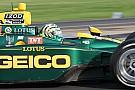 KV Racing - Lotus Las Vegas Thursday report