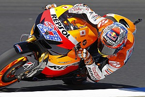 MotoGP Repsol Honda Australian GP Friday practice report
