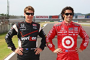IndyCar Series news and notes 2011-10-15