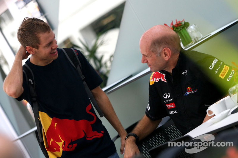 Newey could be late with 2012 car debut - Marko