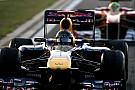 Media impressed but team scolds 'idiot' Vettel